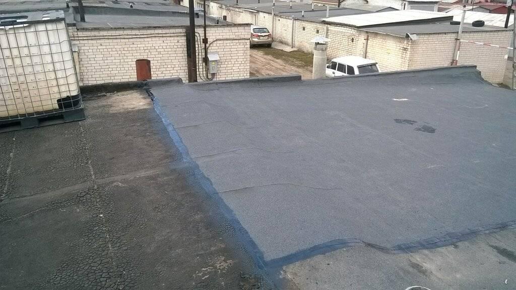 Ремонт крыши гаража своими руками - кровля и крыша