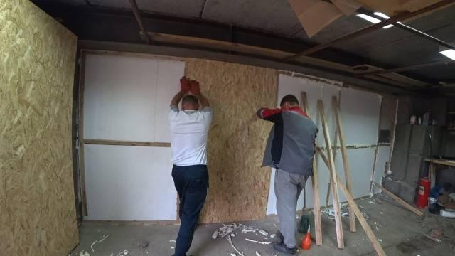 Как утеплить бетонный пол в гараже - пошаговая инструкция с фото
