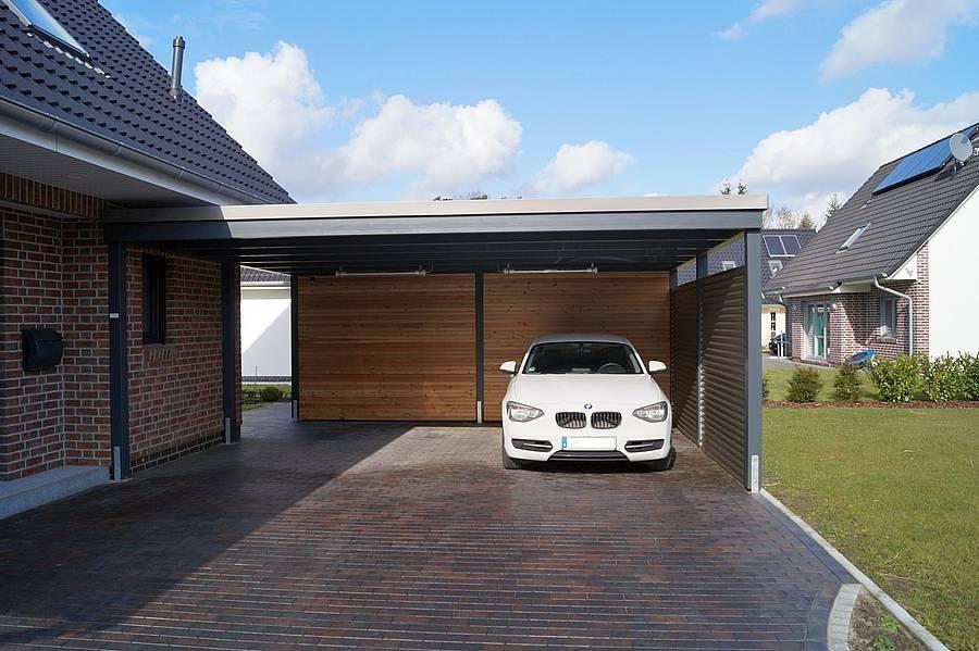 Строим гараж своими руками - пошаговые инструкции!