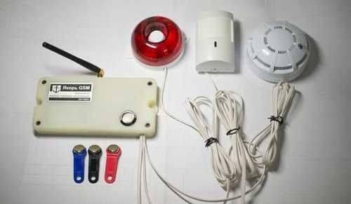 Gsm сигнализация для гаража: установка своими руками, схемы и решения