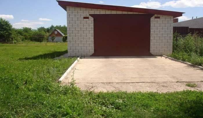 Как получить землю под строительство гаража у администрации города