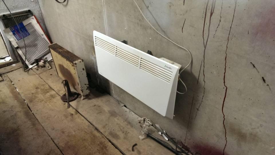 Как сделать дешевое отопление в гараже. выбор самого экономичного способа отопления гаража