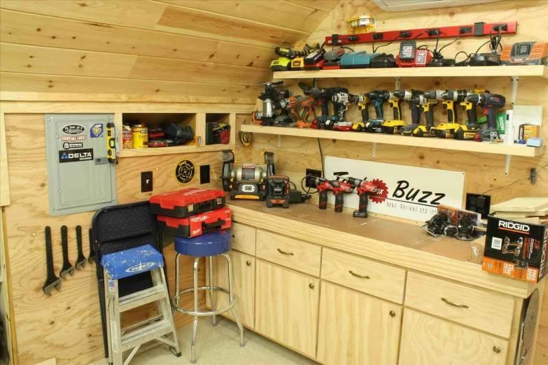 Как построить гараж своими руками: чертежи, схемы и советы по строительству и оформлению каркасного гаража (150 фото + видео)