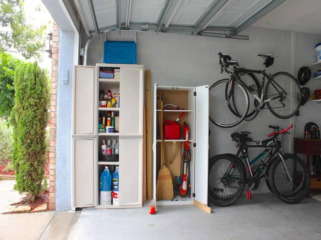 Обустройство гаража: как своими руками оборудовать гараж полками, инструментами