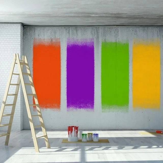 Покраска гаража: внутри своими руками- какую краску выбрать? советы +фото и видео
