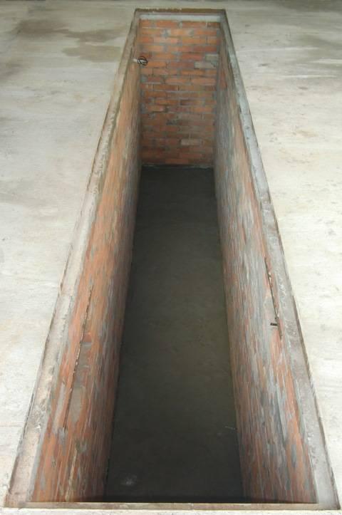 Чем закрыть смотровую яму в гараже