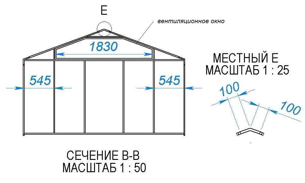 Как построить гараж из профильной трубы – теория и практика