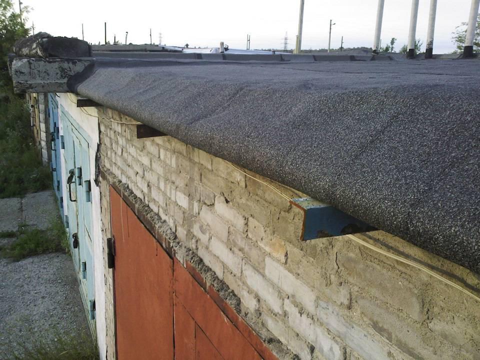 Обрешетка под профнастил на крышу гаража - все что нужно знать о каркасном и брусовом строительстве