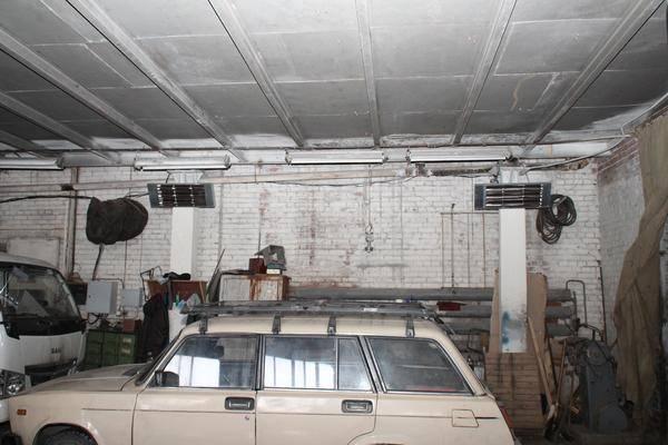 Обогрев и отопление гаража своими руками: самый экономный способ