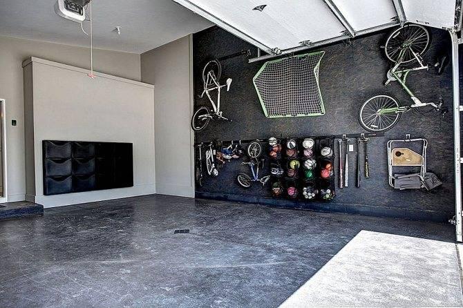 Обустройство гаража - что для этого нужно и как это сделать правильно. 165 фото лучших проектов и идей дизайна гаражей
