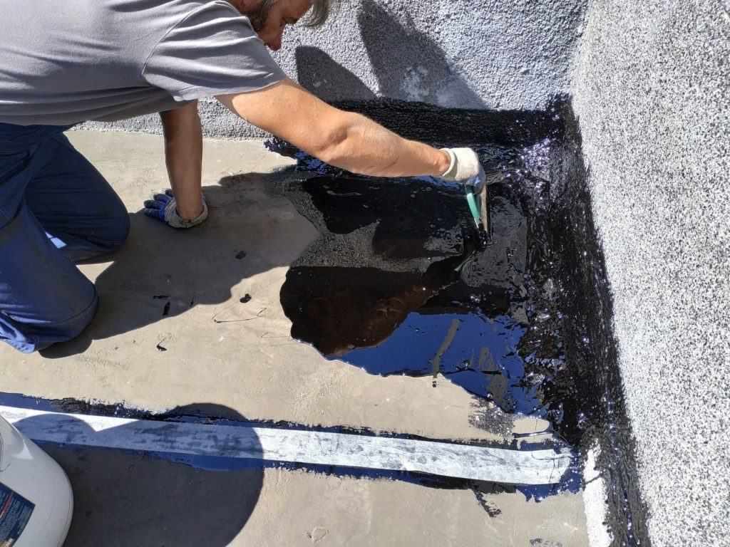 Как и чем залить крышу гаража – делаем ремонт своими руками