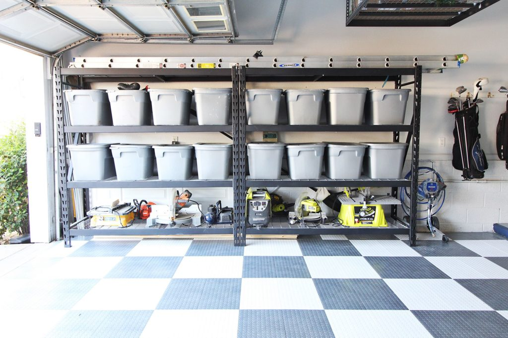 Красивый гараж: идеи обустройства