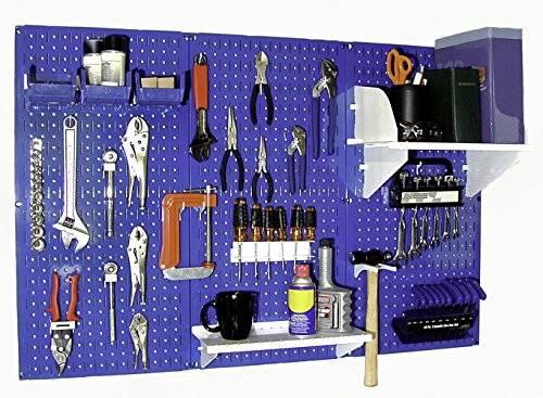 Как развесить инструменты на стене в гараже: идеи и советы по обустройству гаража