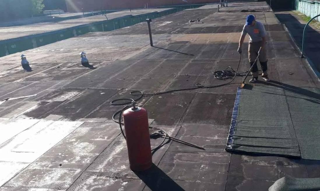Ремонт крыши гаража: как починить мягкую кровлю своими руками в капитальном гараже