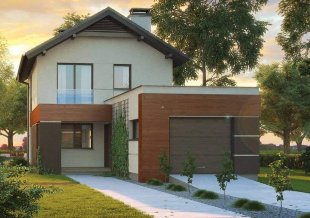 Двухэтажный гараж своими руками: особенности проектирования