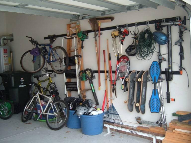 Оборудование для гаража своими руками: делаем правильно