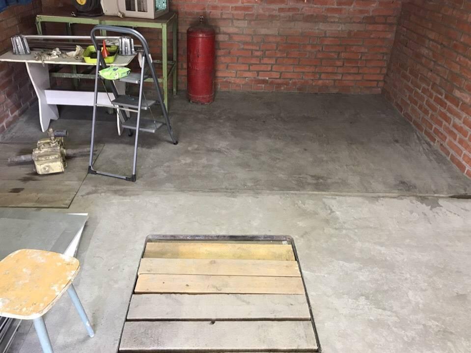 Как залить пол в гараже своими руками - инструкция