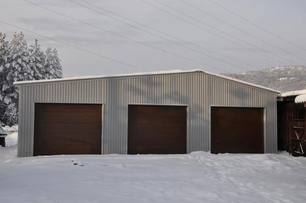 Как построить деревянный гараж своими руками: пошаговая инструкция