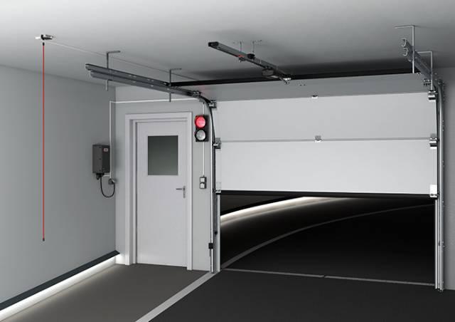 Автоматические гаражные ворота: виды и преимущества
