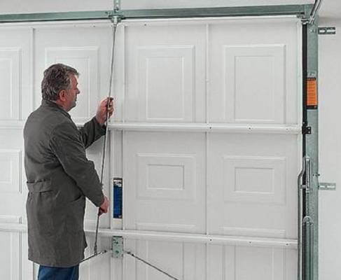 Виды гаражных ворот, какие лучше всего выбрать - секционные, рулонные и другие варианты, советы для владельцев гаража с фото и видео