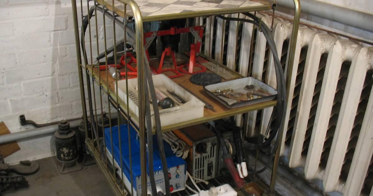 Как сварить гаражные ворота самому: как правильно сделать из уголка и профильной трубы