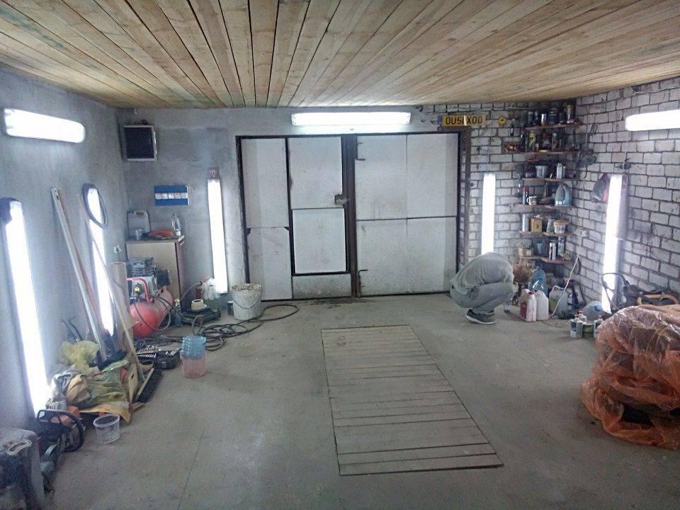 Проекты гаража на 2 машины - оптимальные размеры, с одними и двумя воротами