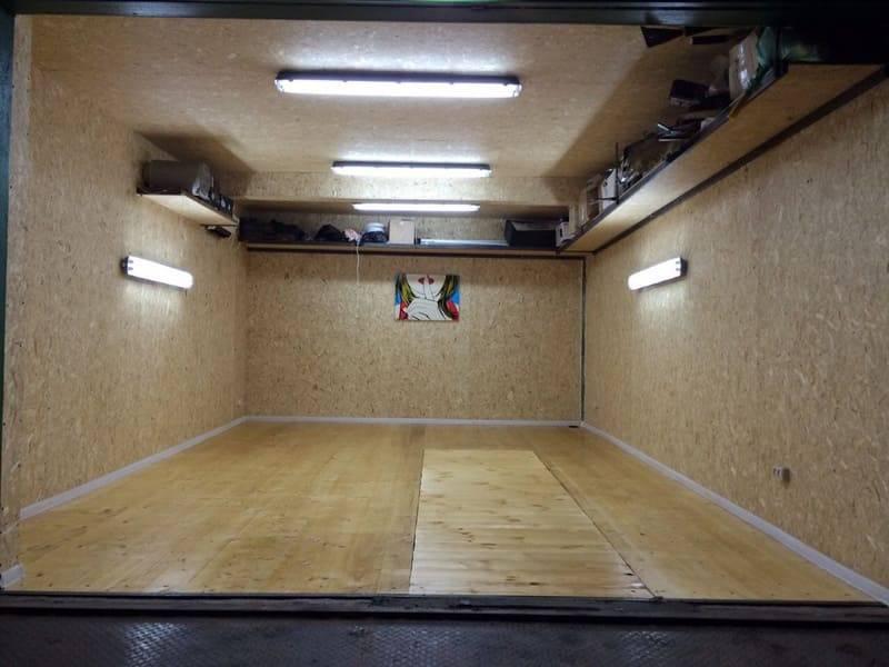 Самостоятельная отделка гаража – все самые популярные варианты