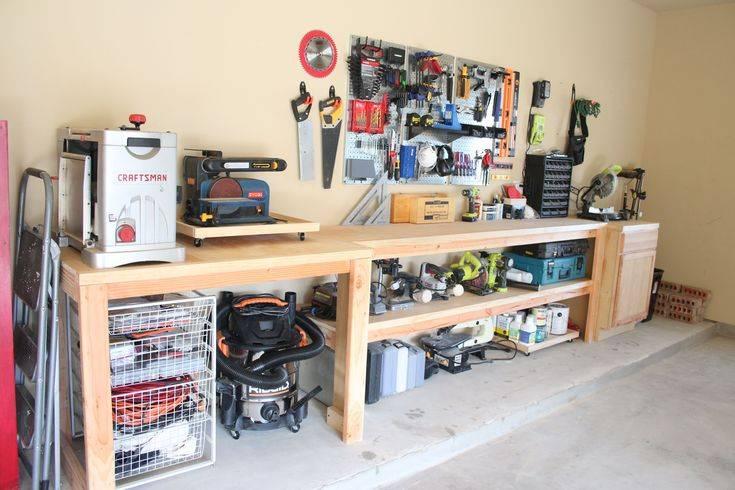 Обустройство гаража от а до я: нюансы и базовые требования
