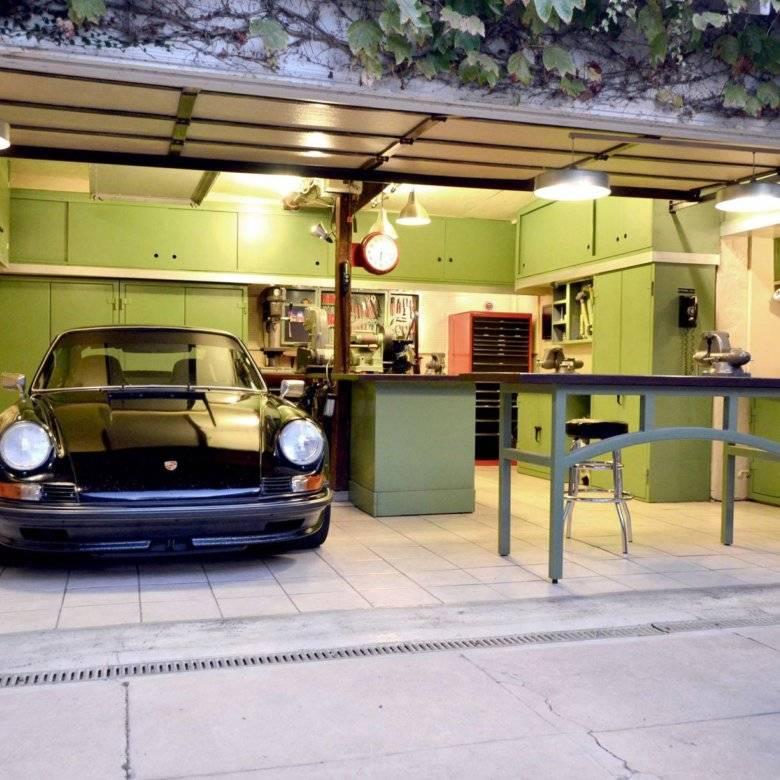 Мастер-класс по переделке гаража в супер-дом