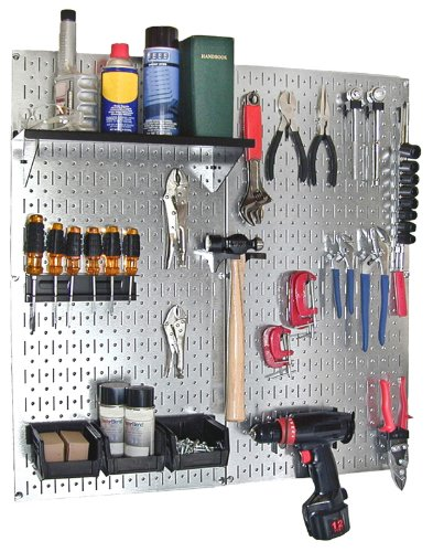 Организация хранения инструмента на стене гаража: инструкция как сделать    дневники ремонта obustroeno.club