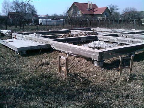 Фундамент под гараж с ямой: размеры и варианты устройства