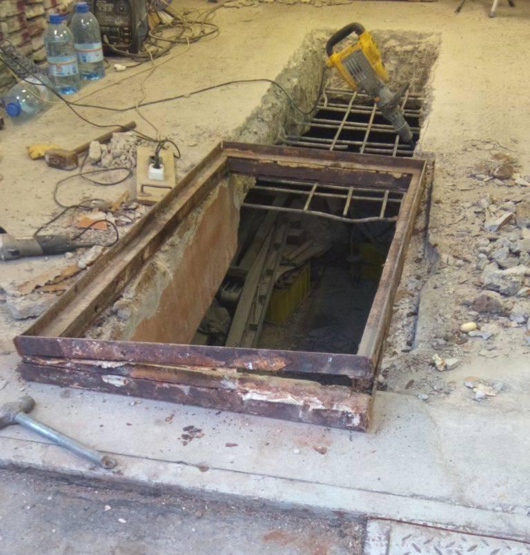 Смотровая яма в гараже своими руками: размеры, гидроизоляция, материалы, инструкция с фото