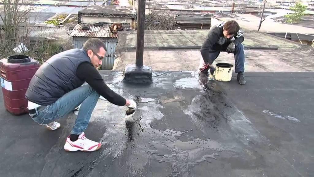 Ремонт крыши гаража: как сделать своими руками и выбор материалов