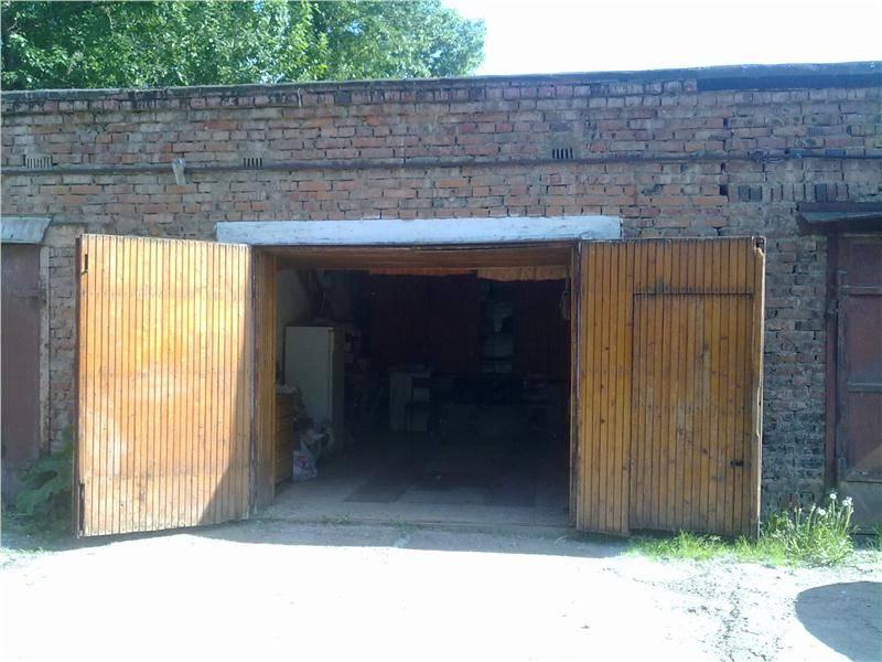 Продажа гаража, который находится в собственности