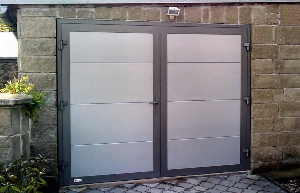 Оптимальная высота ворот гаража