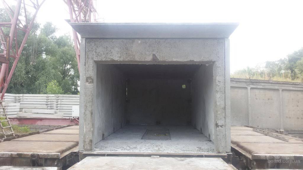 Железобетонный (монолитный) гараж своими руками: размеры и строительство