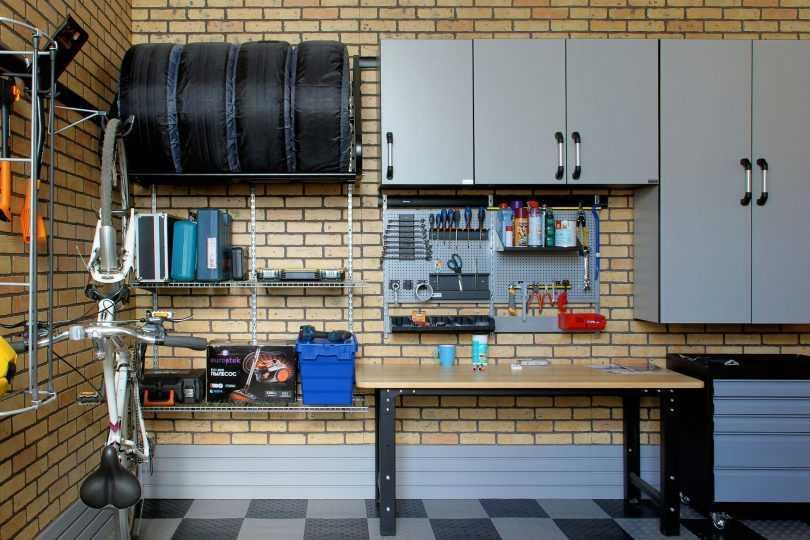 Обустройство гаража — 100 фото по подбору оборудования и варианты оформления
