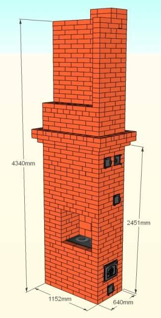 Печь для гаража своими руками — советы по выбору конструкции и постройке системы отопления гаража