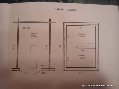 Гараж с жилым вторым этажом: проекты с комнатой, как построить своими руками