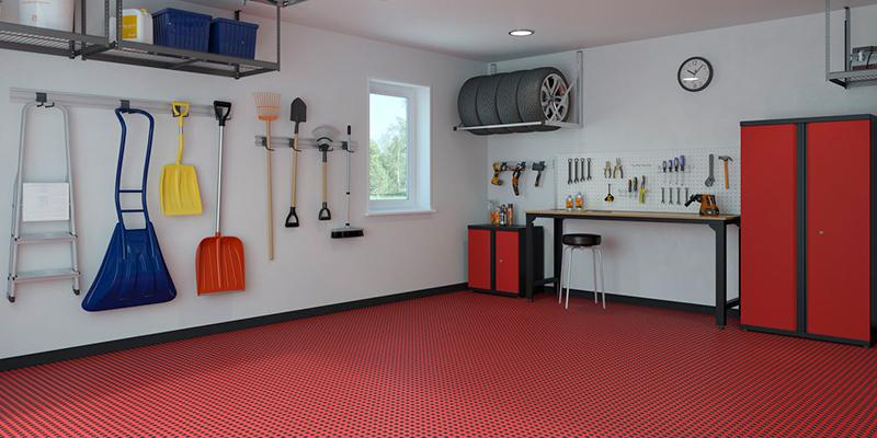 Как обустроить гараж внутри своими руками недорого - bmi-rus.ru