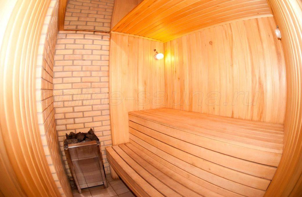 Баня в гараже — примеры проектов