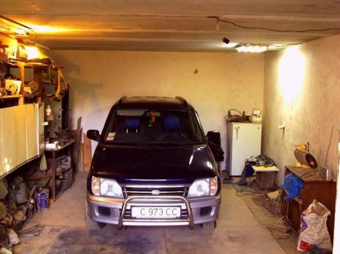 """Как подготовить автомобиль к гаражному хранению (""""законсервировать"""") на зиму"""