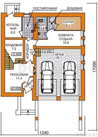 Как построить дом с гаражом — интересные варианты планировки с советами от экспертов (фото и видео)
