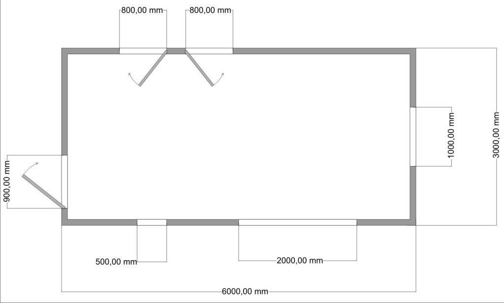 Как правильно рассчитать пеноблок на гараж: варианты расчетов и используемые параметры строения