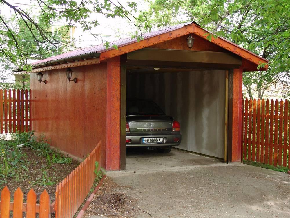 Как зарегистрировать гараж на участке