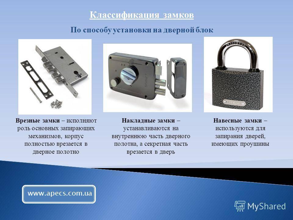 Надежный замок для гаража: описание и критерии выбора   мастремонт.ру