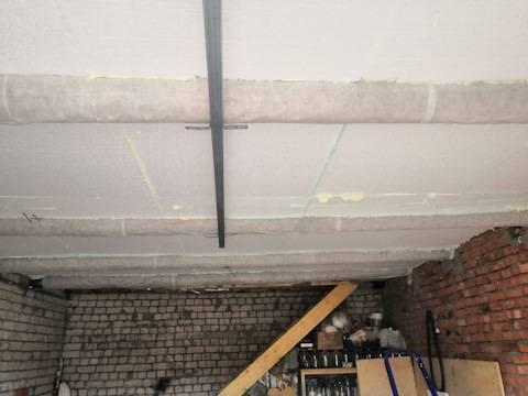 Утепление потолка пенопластом снаружи - утепление своими руками от а до я