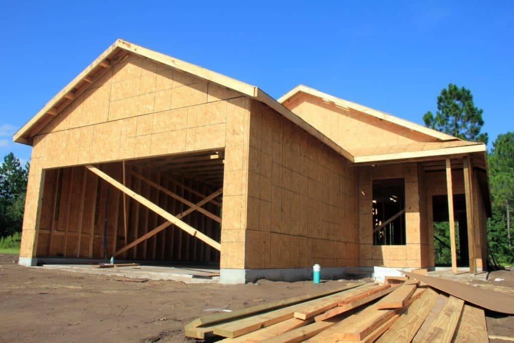 Каркасный гараж - как построить своими руками, пошаговая инструкция