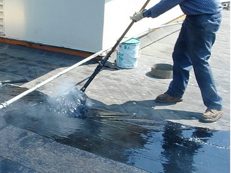 Как недорого сделать гидроизоляцию крыши гаража своими руками?