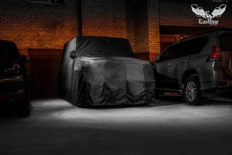 Условия хранения автомобиля в гараже